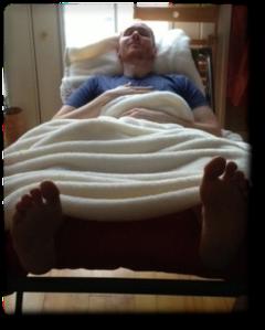 joe in chair