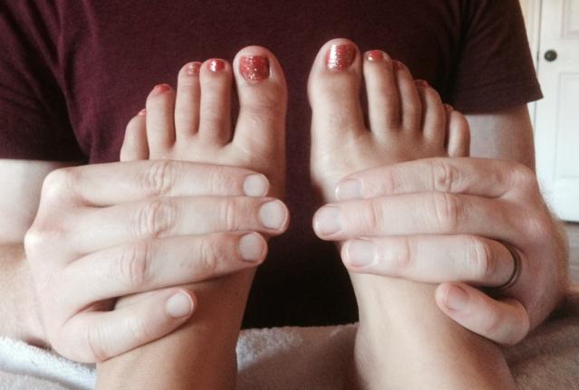 lilina feet